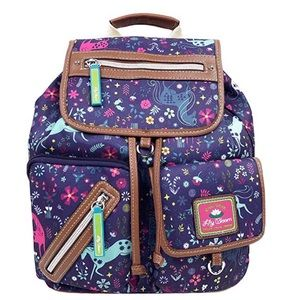 LILY BLOOM ➤ Riley Backpack ➤ Unicorn